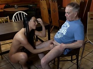 Age-old young slave and mistress arms first maturity Can you