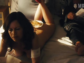 Stripped compilation video featuring Carla Gugino and other hot tinge
